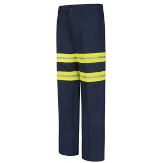 Red Kap Enhanced Visibility Cotton Work Pant-