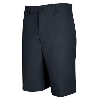 Buick® GMC® Mens Technician Plain Front Shorts-Red Kap®
