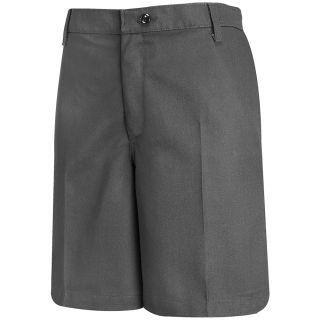 PT27CH Buick GMC Womens Plain Front Shorts-