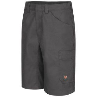 Buick® GMC® Mens Technician Shorts-Red Kap®