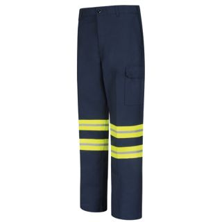 Enhanced Visibility Industrial Cargo Pant-Red Kap®