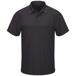 Male Active Performance Polo-Red Kap®