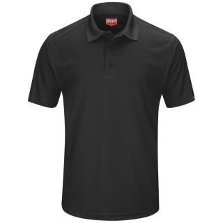 SK96 Mens Flex Core Polo-Red Kap®