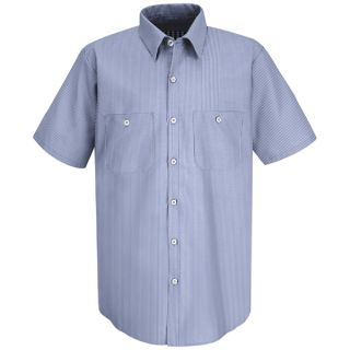 SL20 Men's Industrial Stripe Work Shirt