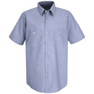 SL20 Men's Industrial Stripe Work Shirt