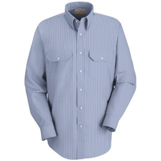 Mens Deluxe Uniform Shirt-Red Kap®