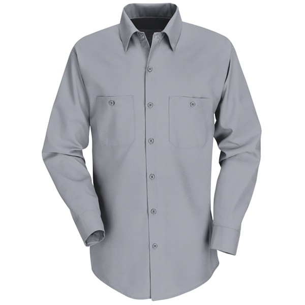 Men's Industrial Work Shirt-