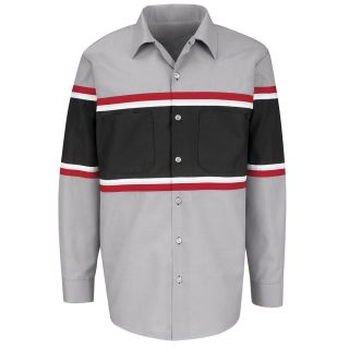 Mitsubishi Technician Shirt-Red Kap®