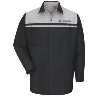 Lexus Long Sleeve Technician Shirt - SP14LX-