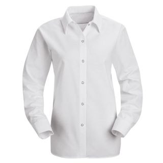 Womens Specialized Pocketless Work Shirt