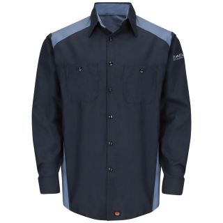 Acura Accelerated Long Sleeve Technician Shirt - SP18AA-