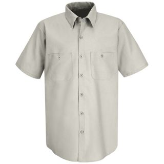 SP24 Mens Industrial Work Shirt-