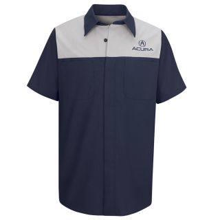 Acura Short Sleeve Technician Shirt - SP24AA-
