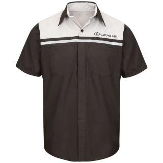 SP24LX Lexus Technician Shirt-Red Kap®