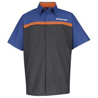Ford Quick Lane Short Sleeve Technician Shirt - SP24QL-Red Kap®