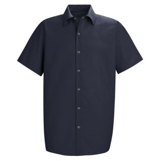 SP26 Mens Specialized Pocketless Work Shirt-