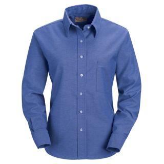 SR75 Women's Oxford Dress Shirt