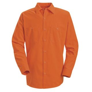 Enhanced Visibility Work Shirt-Red Kap®