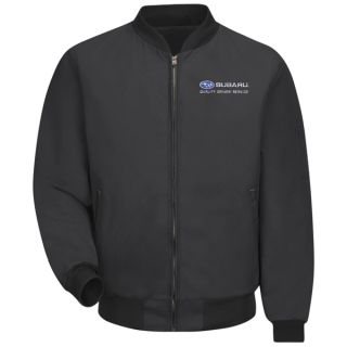 Subaru Technician Team Jacket - SUJ2BK-Red Kap®
