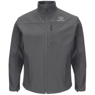 Subaru Mens Deluxe Soft Shell Jacket - SUJ3CH-