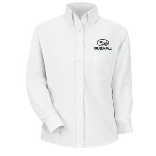 Subaru F LS Oxford Shirt -WH-