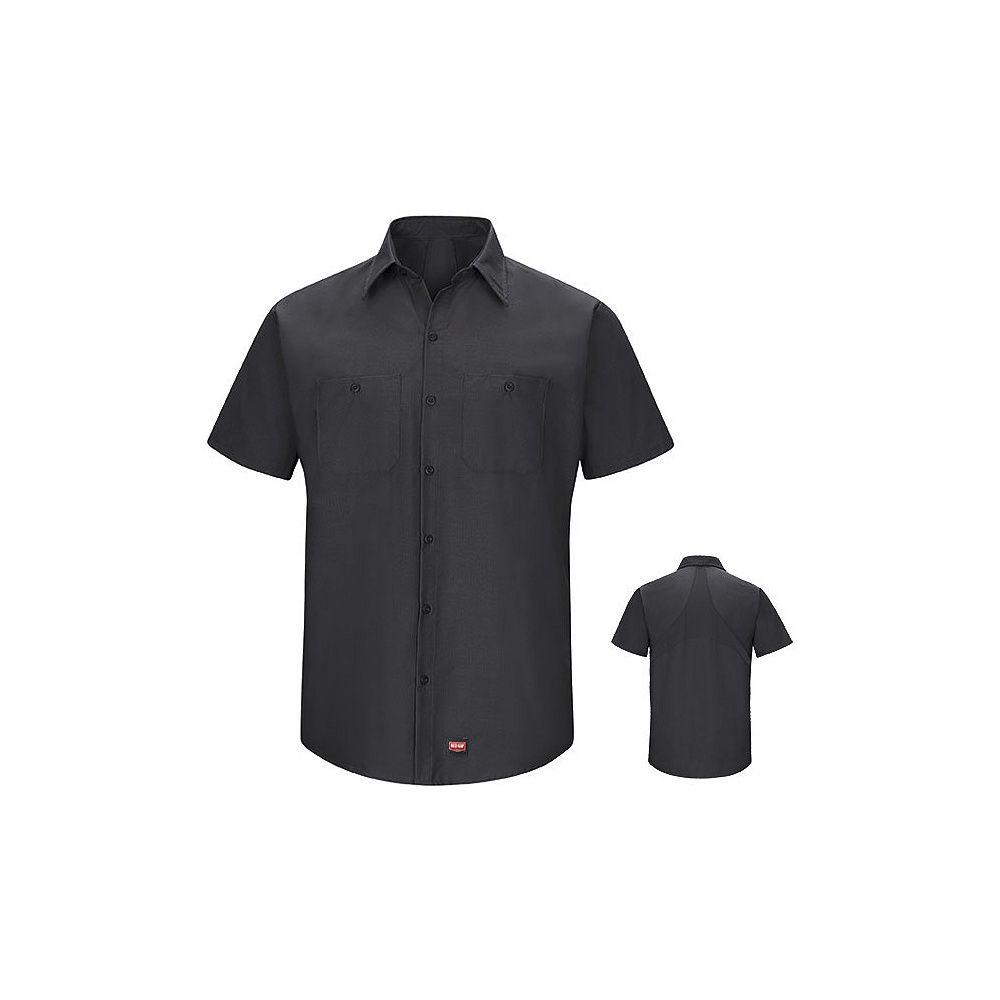 Red Kap Mens RK Crew Shirt