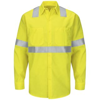 Hi-Visibility Ripstop Work Shirt Class 2 Level 2-