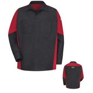 Audi Long Sleeve Technician Shirt - SY14AD-
