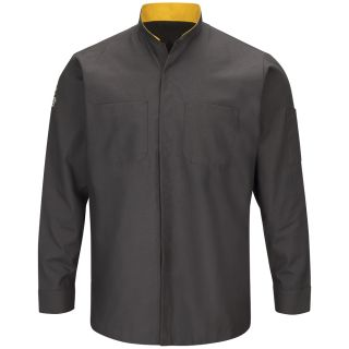 Chevrolet Long Sleeve Technician Shirt - SY14CV-Red Kap®