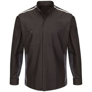 Infiniti Long Sleeve Technician Shirt - SY14IN-Red Kap®