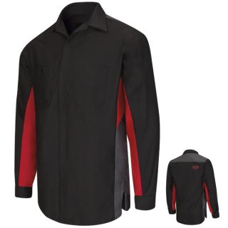 KIA Technician Shirt-Red Kap®