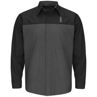 Lincoln Long Sleeve Technician Shirt - SY14LN-Red Kap®