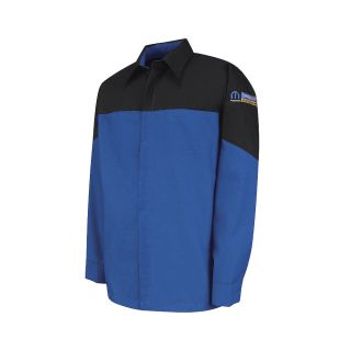 Mopar Express Lane Long Sleeve Technician Shirt - SY14ME-