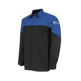 Mopar Long Sleeve Technician Shirt - SY14MP-