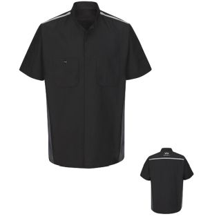 Infiniti Short Sleeve Technician Shirt - SY24IN-Red Kap®