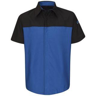Mopar Express Lane Long Sleeve Technician Shirt - SY24ME-Red Kap®
