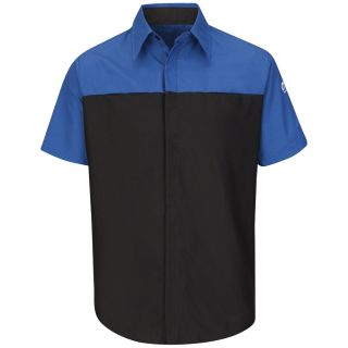 Mopar Long Sleeve Technician Shirt - SY24MP-Red Kap®