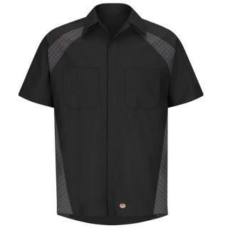 SY26 Diamond Plate Shop Shirt-