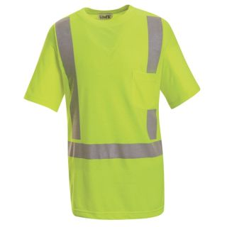 Hi-Visibility Short Sleeve T-Shirt-Red Kap®