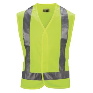 Hi-Visibility Safety Vest-Red Kap®
