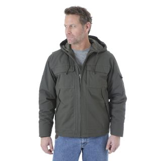 Hooded Ranger Jacket-Wrangler® Riggs Workwear®