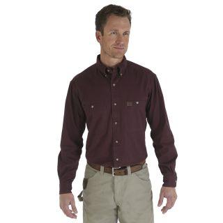 Twill Work Shirt-Wrangler® Riggs Workwear®