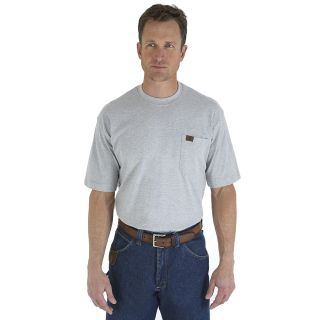 SS Pocket T-Shirt-Wrangler® Riggs Workwear