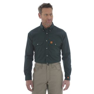 Flame Resistant Workshirt-Wrangler® Riggs Workwear
