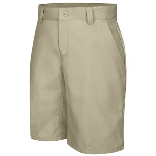 Women's Plain Front Work Short