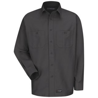 WS10 Work Shirt-Wrangler Workwear