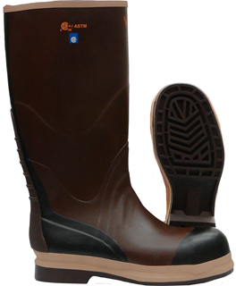"16"" Safety Neoprene Insulated Boot-Viking"
