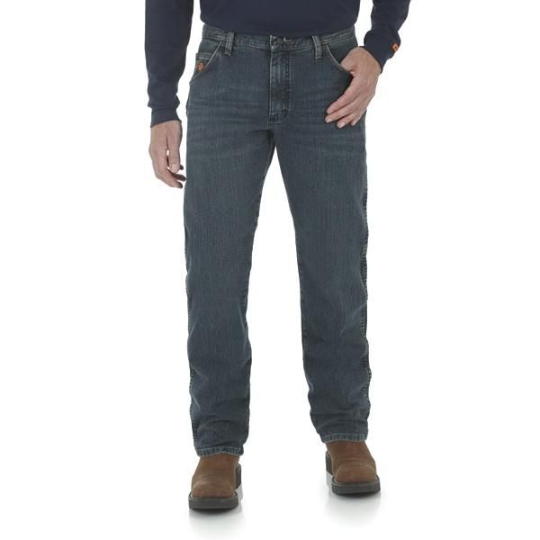 Wrangler FR Regular Fit Advanced Comfort Jean-Wrangler® FR