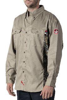 FR Btn Down Wk Shirt