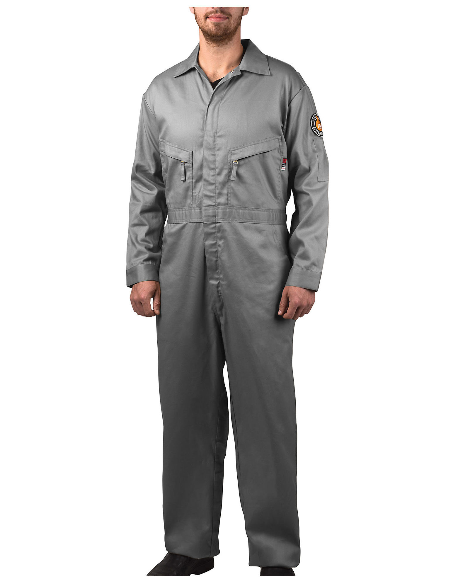 FR Vent Back Coverall